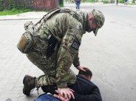 У Харкові арештували  поліцейського, який шпигував для РФ