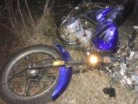 На Рівненщині  мотоцикліст помер у кареті швидкої допомоги