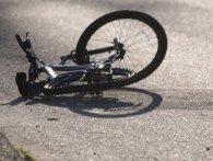 На Львівщині автомобіль збив 9-річного велосипедиста