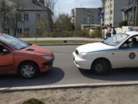 На Львівщині влаштували «автомобільні розбірки» зі стріляниною
