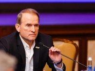 Росія готова до переговорів із Зеленським, – Медведчук