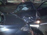 На Волині п'яний на Alfa Romeo «організував» потрійну ДТП (фото, відео)