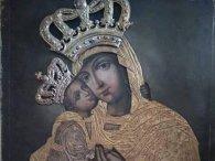 На Львівщину повернули ікону Матері Божої Поморянської, яка має чудотворні властивості
