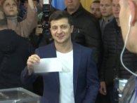 Зеленський заплатив штраф за демонстрацію заповненого бюлетеню (відео)