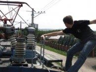 На Житомирщині хлопець отримав опіки 96% тіла: «забавлявся» на даху електрички