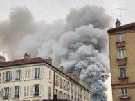 У Франції палає Версаль (фото, відео)
