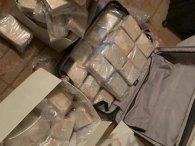 У Києві «накрили» більше 300 кілограм транзитного героїну (фото, відео)