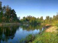 На Рівненщині горить природний заповідник