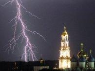 На Україну насуваються грози