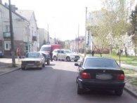 ДТП у Луцьку: постраждала семирічна дитина
