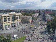 Завтра у Луцьку перекриють центральні вулиці міста