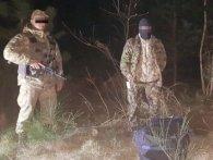 На Волині прикордонники виявили групу контрабандистів