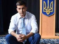 Зеленський образився, що від нього «ховають булаву» (відео)