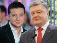 Скільки витратили Зеленський та Порошенко на вибори: суми по-справжньому вражають