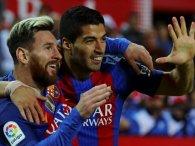 Мессі забив 600 голів за «Барселону», а Суарес – 500 (відео)