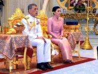 На весіллі короля Таїланду наречена пролежала на підлозі (відео)