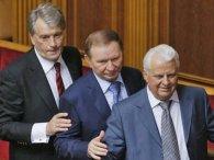 Від Кравчука до Порошенка: як проходить інавгурація президента (відео)