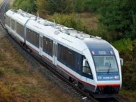 Тимчасово зміниться графік руху потяга зі Здолбунова до Хелма