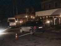 Під Києвом розстріляли керівника поліцейського відділку – ЗМІ (фото, відео)