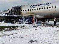 Один українець постраждав у катастрофі літака в Шереметьєво
