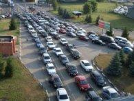 На українсько-польському кордоні знову черги