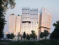 «Криві будинки» для Warner Bros – архитектор Френк Гері