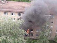 У Києві зірвалася квартира