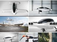 У Німеччині презентували  літаюче таксі, яким керує автопілот (відео)