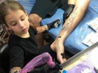 Tattoo Collection 2019: майстер  тату в 7 років  та 26 героїв Marvel на тілі (фото)