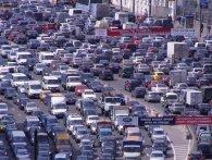 Через інавгурацію перекрили рух транспорту на київських дорогах