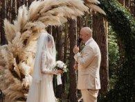 «Як ти не крути, ми пара»: Потап і Настя заспівали дуетом на власному весіллі (відео)