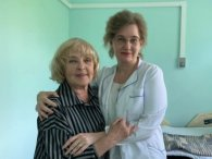 Славетна українська актриса потрапила до лікарні (фото)