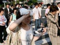 «Країна пекучого сонця»: аномальна спека вбиває японців