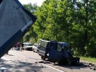 Поляк вискочив на «зустрічку»: загинув він і ще один водій (фото)