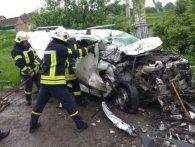 Жахлива ДТП під Тернополем: загинули четверо працівників «Укренерго» (фото)