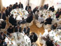 Як у Луцьку проходив Другий молитовний сніданок (відео)