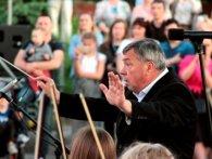 Так звучить історія Луцька: хасидські мотиви на скрипці і церковний хор (фото)