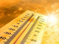 В Україну суне нереальна спека