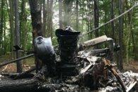 Авіатроща Мі-8: відновлюють «чорні ящики» з вертольота, що розбився на Рівненщині