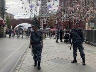 У Москві евакуювали людей з Красної площі: шукають бомбу (фото)