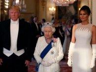 Тост Єлизавети ІІ заколисав Трампа (відео)