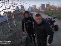 Нова «НП» із копами: у Києві поліцейський обстріляв квадроцикліста (фото)