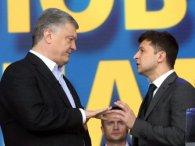 Зеленського зловили на плагіаті промови Порошенка (відео)