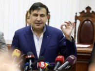 Партія Саакашвілі йде на вибори самостійно (відео)