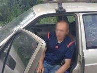 На Волині п'яний чоловік викрав автомобіль