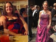Схуднула на 63 кілограми через глузування однокласників доньки