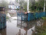 У Херсонській області затопило 69 житлових будинків