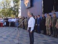 Тарута двічі за промову «обізвав» бійців ЗСУ «бойовиками» (відео)