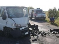 ДТП на Волині: загинув іноземець і постраждало троє дітей (фото)
