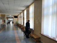 Центрвиборчком у Києві «замінували» в останній день подання документів